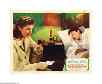 """Spellbound (United Artists, 1945). Lobby Cards (4) (11"""" X 14""""). No other director captured the psychological m..."""