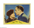 "Movie Posters:Mystery, The Thin Man (MGM, 1934). Lobby Cards (2) (11"" X 14""). Offered inthis lot are two great cards from this classic film. One c... (2items)"
