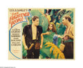 """Movie Posters:Drama, Four Frightened People (Paramount, 1934). Lobby Cards (3) (11"""" X 14""""). Cecil B. DeMille directs this tale of four people who... (3 items)"""