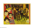 """Movie Posters:Comedy, Animal Crackers (Paramount, 1930). Lobby Card (11"""" X 14""""). This isundoubtedly one of the best cards in the set, picturing t..."""