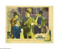 "David Copperfield (MGM, 1935). Lobby Card (11"" X 14""). Charles Dickens' ""David Copperfield"" was adap..."