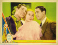 """Movie Posters:Comedy, The Gay Bride (MGM, 1934). Lobby Cards (2) (11"""" X 14""""). Carole Lombard stars as a golddigger whose husbands have a tendency ... (2 items)"""