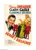 "Movie Posters:Comedy, Idiot's Delight (MGM, 1939). One Sheet (27"" X 41""). In the daysleading up to World War II, a disparate group of travelers i..."