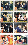 "Movie Posters:Drama, Mortal Storm (MGM, 1940). Lobby Card Set of 8 (11"" X 14""). The rise of the Nazi party has disastrous consequences for a smal... (8 items)"
