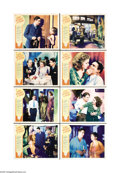 """Movie Posters:Comedy, Girl Without a Room (Paramount, 1933). Lobby Card Set of 8 (11"""" X14""""). Charles Farrell, Charlie Ruggles and Marguerite Chur... (8items)"""