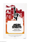 """Movie Posters:Crime, Mean Streets (Warner Brothers, 1973). One Sheet (27"""" X 41""""). Thishard-hitting crime drama of the '70s is considered by many..."""