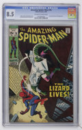 Silver Age (1956-1969):Superhero, The Amazing Spider-Man #76 (Marvel, 1969) CGC VF+ 8.5 Off-white to white pages....