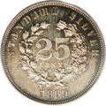 Patterns: , 1869 25C Standard Silver Quarter Dollar, Judd-722, Pollock-803,High R.6, PR64 Cameo PCGS. Standard Silver design with Libe...