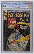 Silver Age (1956-1969):Superhero, Fantastic Four #47 (Marvel, 1966) CGC VF+ 8.5 Off-white pages....