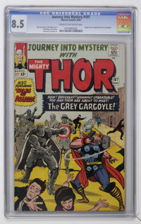 Journey Into Mystery #107 (Marvel, 1964) CGC VF+ 8.5 Cream to off-white pages