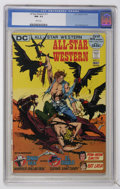 Bronze Age (1970-1979):Western, All-Star Western #11 (DC, 1972) CGC NM- 9.2 White pages....