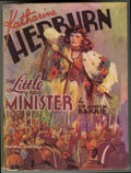 Platinum Age (1897-1937):Miscellaneous, Big Little Book 9 The Little Minister (EVW, 1935) Condition: VF....