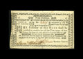 Colonial Notes:New Hampshire, New Hampshire November 3, 1775 40s Very Fine-Extremely Fine. FortyShillings notes of this emission are listed as contempora...