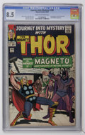 Silver Age (1956-1969):Superhero, Journey Into Mystery #109 (Marvel, 1964) CGC VF+ 8.5 Cream to off-white pages....