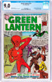 Green Lantern #13 (DC, 1962) CGC VF/NM 9.0 White pages
