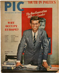 Political:Miscellaneous Political, John F. Kennedy: Colorful 1946 Magazine from His Congressional Run....