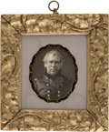 Political:Miscellaneous Political, Zachary Taylor: 1848 Dated Engraving in Original Frame....