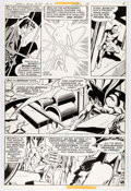 Original Comic Art:Panel Pages, Jim Aparo The Brave and the Bold #152 Page 9 Original Art(DC, 1979)....