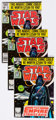 Star Wars Group of 34 (Marvel, 1980-81) Condition: Average FN.... (Total: 34 Comic Books)