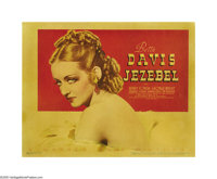 "Jezebel (Warner Brothers, 1938). Title Lobby Card (11"" X 14""). Directed by William Wyler, the film was nominat..."