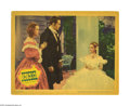"""Movie Posters:Drama, Jezebel (Warner Brothers, 1938). Lobby Card (11"""" X 14""""). BetteDavis plays a Southern belle rebelling against the accepted n..."""