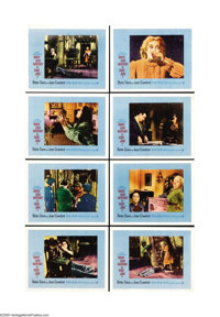 "Whatever Happened to Baby Jane (Warner Brothers, 1962). Lobby Card Set of 8 (11"" X 14""). Robert Aldrich's maca..."