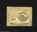 Continental Currency February 17, 1776 $4 Choice New. A Gem but for rather close margins, two of which touch the design...