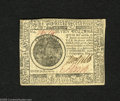 Colonial Notes:Continental Congress Issues, Continental Currency May 9, 1776 $7 Very Choice New. A ...