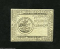 Colonial Notes:Continental Congress Issues, Continental Currency May 20, 1777 $5 Blue Counterfeit DetectorSuperb Gem New. This note is simply a testament to the engrav...