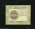 Colonial Notes:Continental Congress Issues, Continental Currency May 20, 1777 $7 Blue Counterfeit DetectorSuperb Gem New. This note from this scarce set is utterly fl...