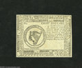 Colonial Notes:Continental Congress Issues, Continental Currency May 20, 1777 $8 Blue Counterfeit DetectorSuperb Gem New....