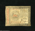 Colonial Notes:Continental Congress Issues, Continental Currency January 14, 1779 $35 Extremely Fine....
