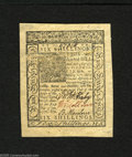 Colonial Notes:Delaware, Delaware January 1, 1776 6s Superb Gem New. Broadly margined and asperfect as the moment it left the press....