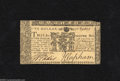 Colonial Notes:Maryland, Maryland April 10, 1774 $1 Extremely Fine. A center fold, a littleextra handling, and a clipped corner account for the grad...