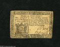 Colonial Notes:New Jersey, New Jersey January 9, 1781 3s/6d Extremely Fine....
