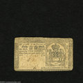 Colonial Notes:New York, New York April 20, 1756 $10 Very Fine-Extremely Fine. With only2,200 printed this is a very scarce and relatively high gra...