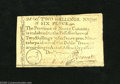 Colonial Notes:North Carolina, North Carolina December, 1771 2s/6d Very Fine. This note is crispand has bold signatures but has a couple splits at top....