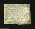 Colonial Notes:Pennsylvania, Pennsylvania October 25, 1775 2s6d Choice New....