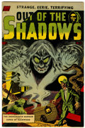 Golden Age (1938-1955):Horror, Out Of The Shadows #5 (Standard, 1952) Condition: FN/VF....