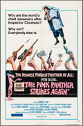 """Movie Posters:Comedy, The Pink Panther Strikes Again & Other Lot (United Artists, 1976). One Sheets (2) (27"""" X 41"""") Style B. Comedy.. ... (Total: 2 Items)"""