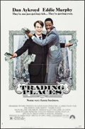 """Movie Posters:Comedy, Trading Places & Other Lot (Paramount, 1983). One Sheets (2) (27"""" X 41""""). Comedy.. ... (Total: 2 Items)"""
