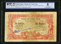 World Currency, China Banque de l'Indo-Chine 10 Piastres = $10 15.1.1902 PickS440B. . ...
