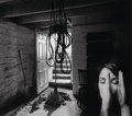 Photographs:Gelatin Silver, Jerry Uelsmann (American, b. 1934). Untitled (Woman andrope), 1992. Gelatin silver. 15-3/8 x 17-1/2 inches (39.1 x44.5...