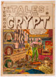 EC Tales From the Crypt #25 Cover Silverprint Proof (EC, 1951)