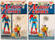 DC Action Comics #428 Cover Production Color Guide and Production Proof Superman (DC, 1973).... (2)