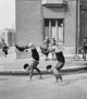 Robert Doisneau (French, 1912-1994) Les Frères, 1934 Gelatin silver, printed later 10-7/8 x 9-3/8 inches (27.6 x...