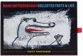 Memorabilia:Books, Mark Mothersbaugh: Collected Facts & Lies Card Book LimitedSigned Edition (Princeton Architectural Press, 2014)....