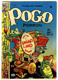 Golden Age (1938-1955):Funny Animal, Pogo Possum #1 (Dell, 1949) Condition: VG....