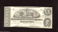 Confederate Notes:1863 Issues, T58 $20 1863. This 2nd Series Twenty which has several folds is crisp and clean. It is overstamped with the date of August ,...