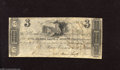 Obsoletes By State:Ohio, Mount Vernon, OH- Owl Creek Bank $3 Oct. 24, 1816 This wonderfullynamed bank and its bank note comes to us from the dawn o...